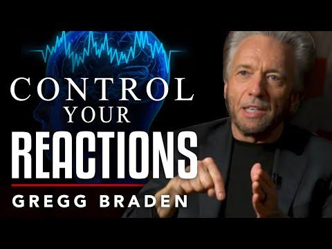 HOW YOU CAN REACT POSITIVELY TOWARDS PAST TRAUMA - Gregg Braden | London Real