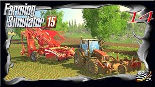 Farming Simulator 15 - vous et moi ep 14 - carrière suivie - multijoueurs