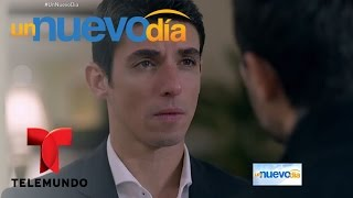 ¡Bienvenidos Alejandro De La Madrid y Juan Pablo Medina! | Un Nuevo Día | Telemundo