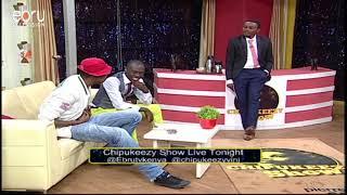 Jusper Murume Challenges Khaligraph Jones