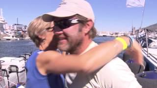 Team Vestas Wind Breeze Into Cape Town   Volvo Ocean Race 2014-15