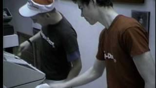 Ian MacKaye Working at Häagen-Dazs in 1982: Duchamp Found Pop Culture Object Theater