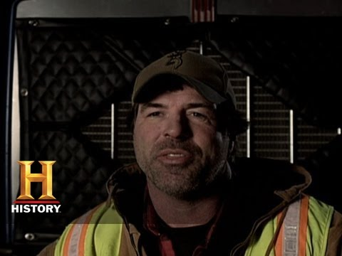 Ice Road Truckers - Ice Pick | History
