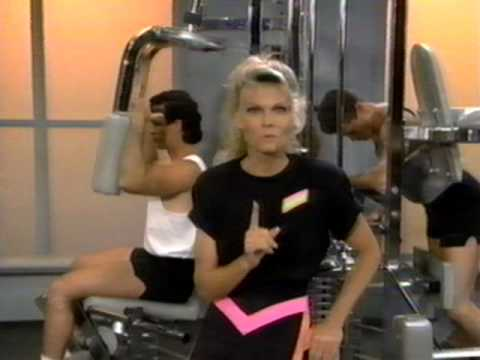 Cathy Lee Crosby - 20 Minute Body Beautiful Workout