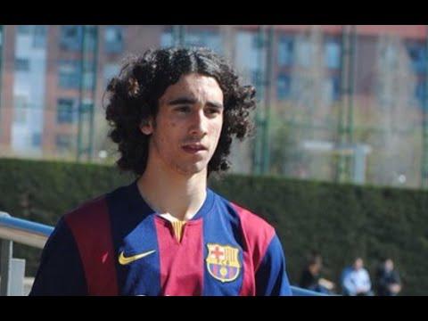 Download Marc Cucurella 2014/2015 ● Barcelona Juvenil B