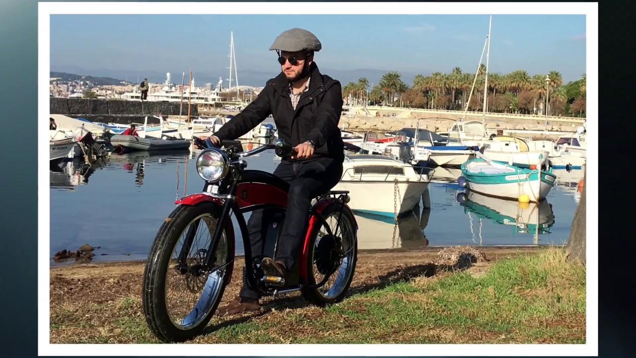 Lord Bike Luxury Vintage E Bike Youtube