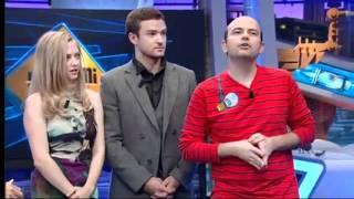 Justin Timberlake El Hormiguero Part 4