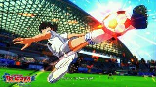 Captain Tsubasa Rise of New Champions - All Event Shot