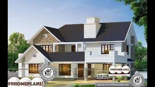 Indian House Design By 99HOMEPLANS COM [ Esp: M041 ]