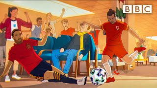 Euro 2020 Trailer ⚽️ Our wait is over - BBC
