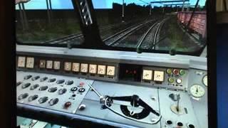 ZDSimulator. ЧС8 — запуск, проба реостатного тормоза(, 2012-05-08T11:56:46.000Z)