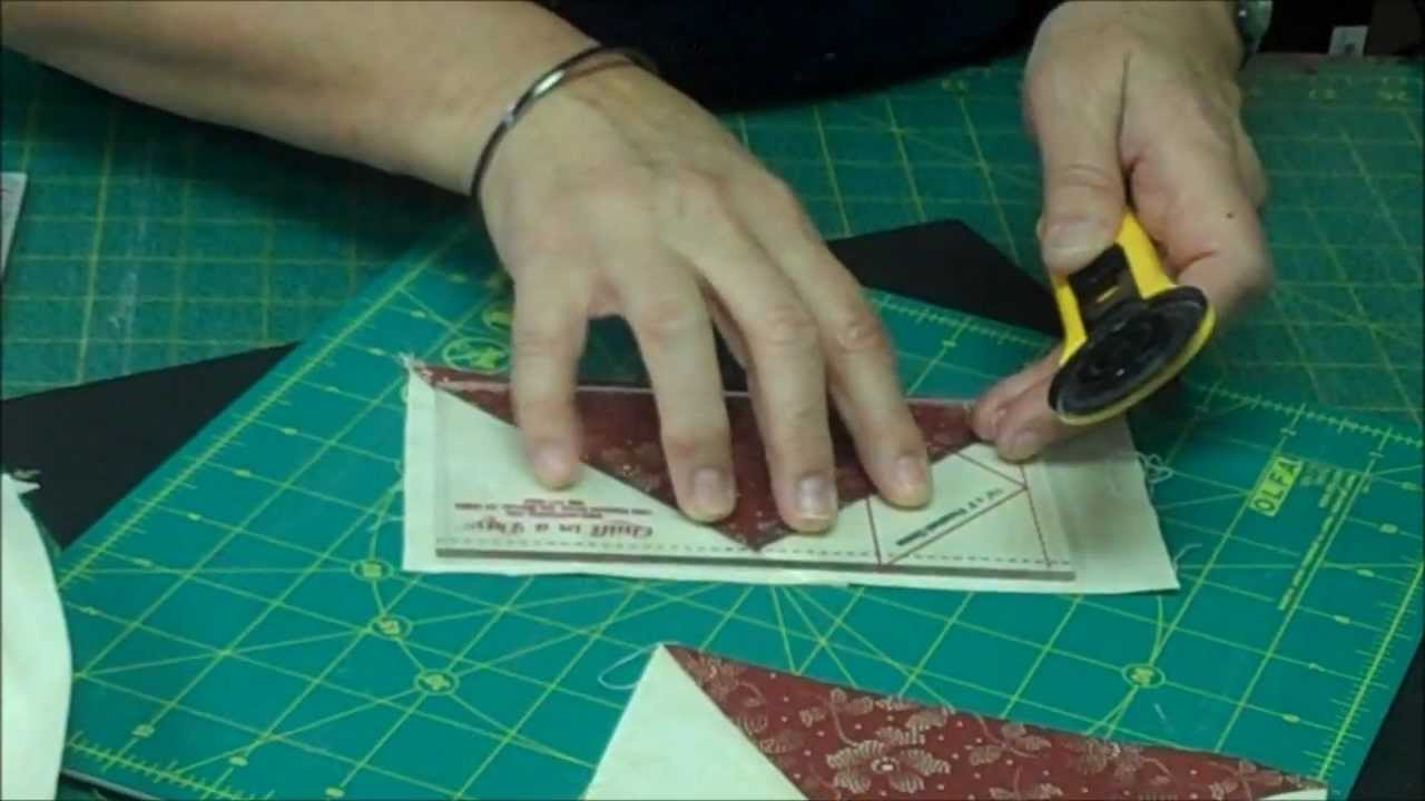 Flying Geese Quilting Made Easy Youtube
