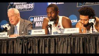 NCAAT PC: Roy Williams, Joel Berry, The...