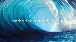Download Turquoise Wave Breaking