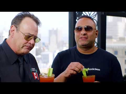 Happy National Caesar Day Canada! -RUSSELL PETERS