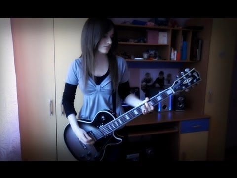 Muse - Supermassive Black Hole (guitar cover HD)