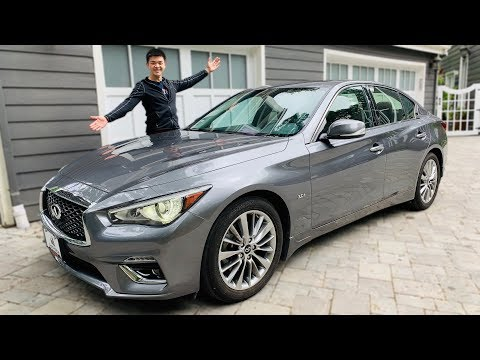 $40,000 for a V6? 2018 Infinity Q50 In-Depth Review