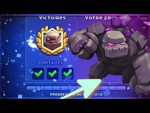 Download Youtube: Clash Royale / LE MEILLEUR DECK POUR MONTER A 5000 TROPHEES