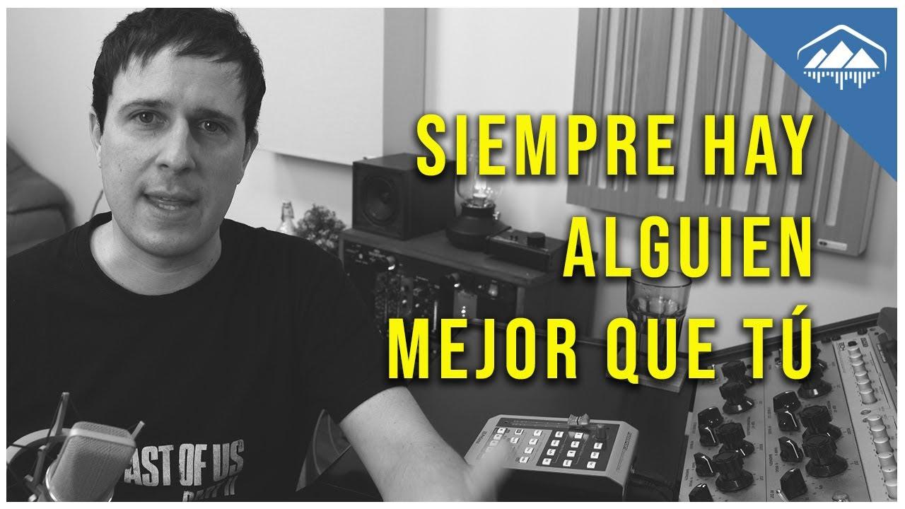 SIEMPRE HAY ALGUIEN MEJOR QUE TÚ  |  ESPECIAL 30.000