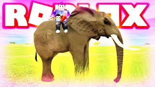 ROBLOX WILD ELEPHANT - (Random Game Slot Wild Savannah)