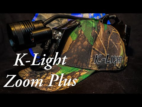 K-LIGHT ZOOM PLUS COON HUNTING LIGHT