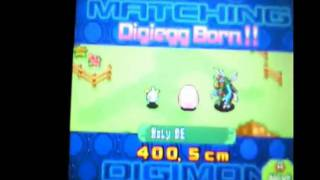 Digimon World DS Digimatch