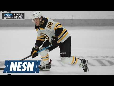 Ford F-150 Final Five Facts: Bruins defeat the Senators 4-1