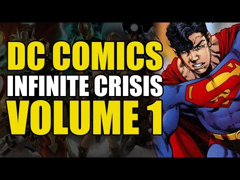 Superboy Prime vs Everyone! (Infinite Crisis Vol 1: Gods & Men)