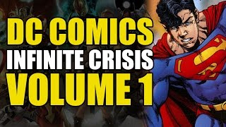 vuclip Superboy Prime vs Everyone! (Infinite Crisis Vol 1: Gods & Men)