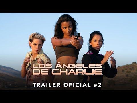 LOS ÁNGELES DE CHARLIE. Tráiler Oficial #2 HD en español. Ya en cines.