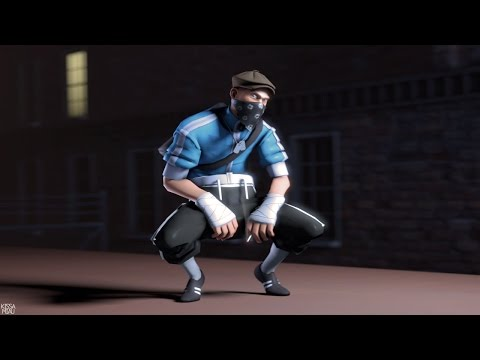 TF2 - 2fort Scout Gameplay