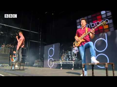 Don Broco - Hold On at Reading Festival 2013