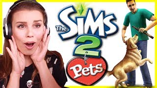 The Sims 2 Pets Throwback! Let