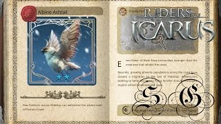 Riders of Icarus - How to Tame an Albino Ashtail