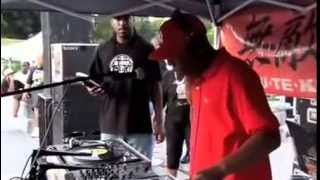 Grandmaster Flash back in the Bronx Strictly Vinyl!!!! Thumbnail
