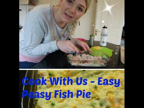 Easy Fish Pie Recipe - Cook With Us