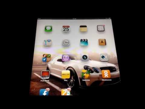 Вопрос: Как подключить iPad 2 к Интернету?