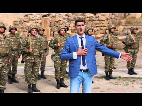 Artur Karapetyan - HAYASTAN // Armenian Folk// Official Music Video // Full HD 2015