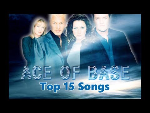 Top 10 Ace Of Base Songs (15 Songs) Greatest Hits