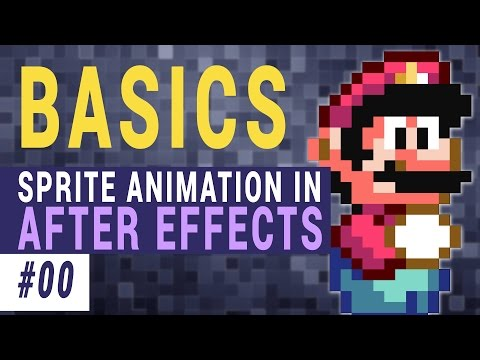 Sprite Animation in AE - Basics [#00] Introduction