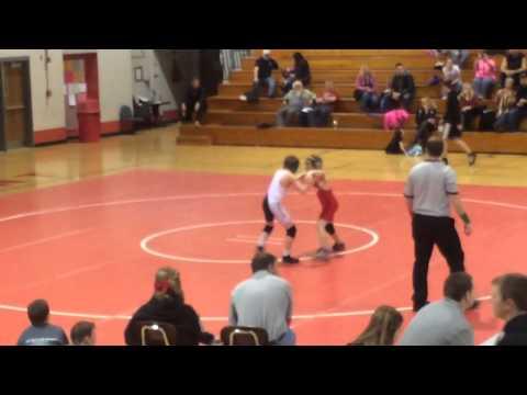 Jackson Williams wrestling southmont