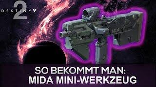 Destiny 2: So bekommt man Mida Mini-Werkzeug (Deutsch/German)