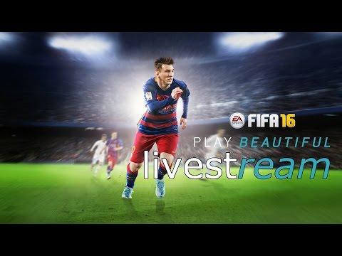 LiveStream FIFA 16 - Revine Kevin De Bruyne -   Hai sa ne Distram Impreuna  