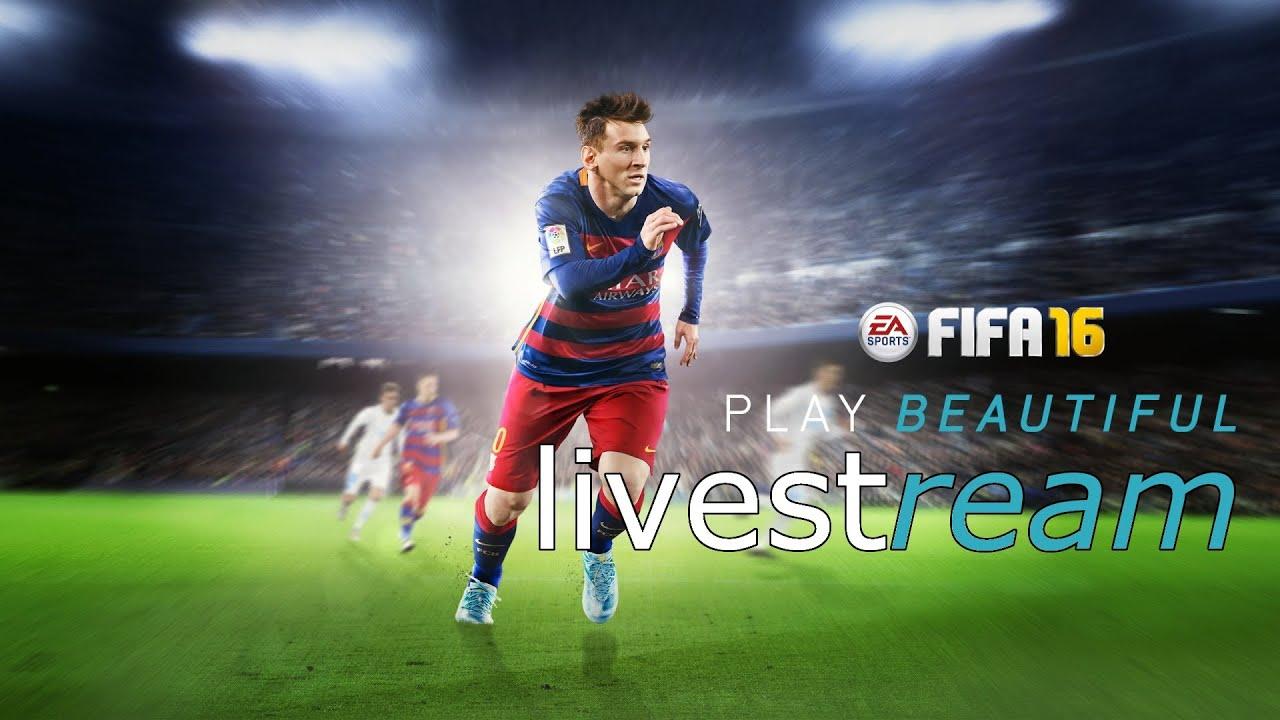 LiveStream FIFA 16 - Revine Kevin De Bruyne - | Hai sa ne Distram Impreuna |
