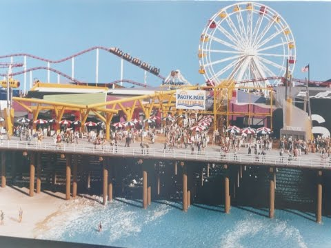 Santa Monica Pier Documentary w/ John Gilchrist Interview Exclusive