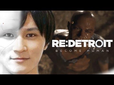 Detroit: Become Human 良いエンディングを目指す放送