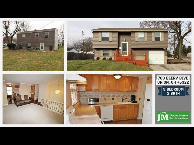 700 Beery Boulevard Union OH 45322 - This is an amazing bi-level with a huge yard!