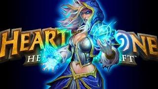 Hearthstone: Yogg-Saron Tempo Mage Part 1!