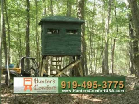 Insulated Hunting Blinds Video Brochure