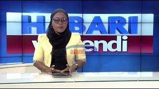 HABARI WIKIENDI AZAM TV        10/6/2018